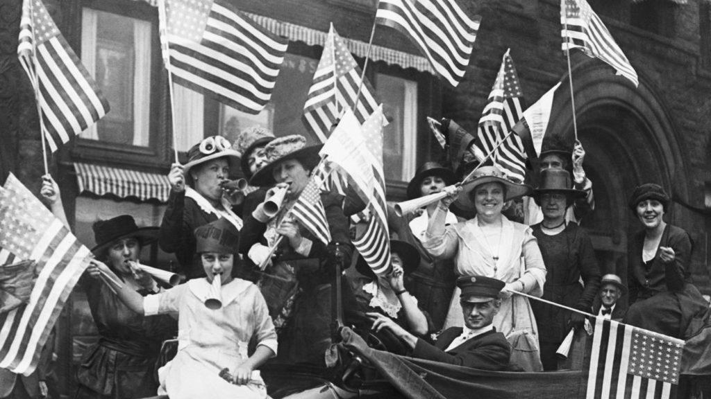 1919 sad žene prosvjed