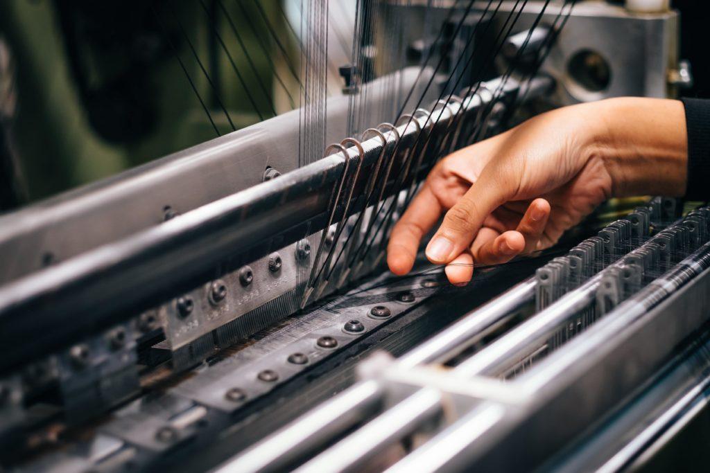 tekstilna industrija žene