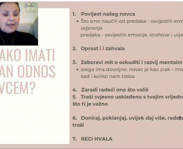 Novac I Sreća Kristina Ercegović
